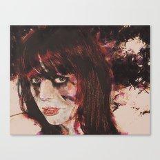 Abstruse Moment Canvas Print