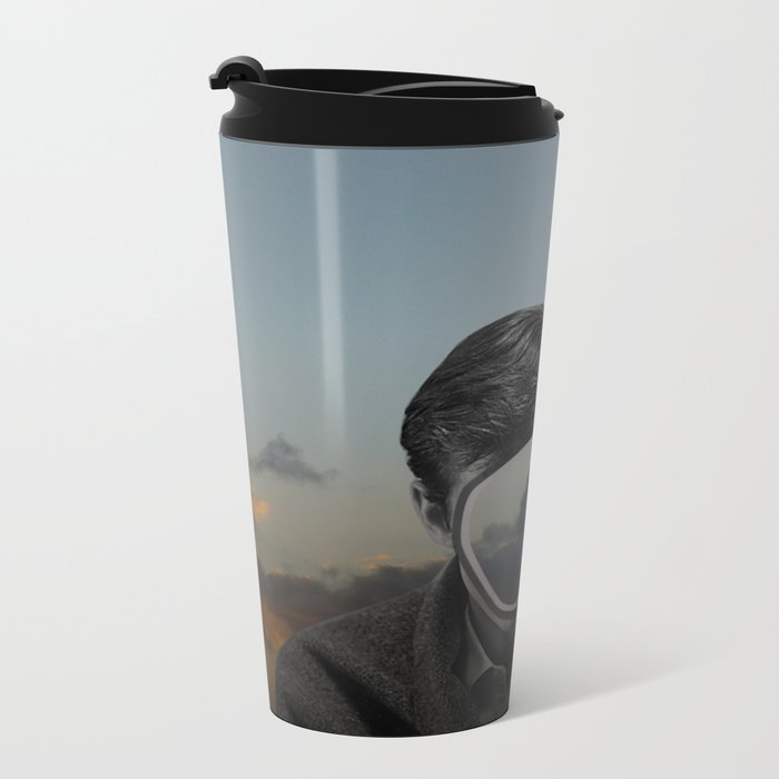 The truth is dead 7 Metal Travel Mug