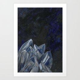 The Earth Warrior Art Print
