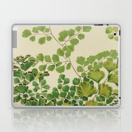 Maidenhair Ferns Laptop & iPad Skin