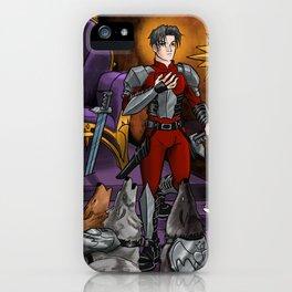 XX - Justice iPhone Case