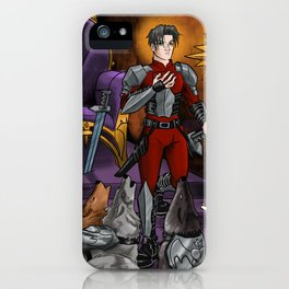 XX - Justice iPhone Case