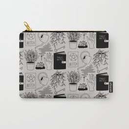Witchy Treasures Carry-All Pouch