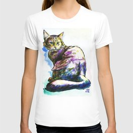 Ms. KittyLittleHead T-shirt