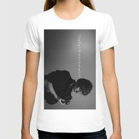 shameless T-shirts featuring Shameless Self Portrait by Sam Breen