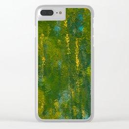 Aquarum Clear iPhone Case