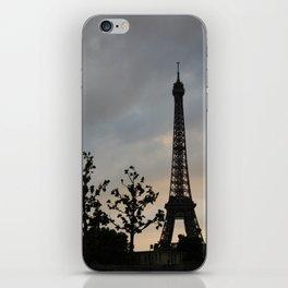 La Tour Eiffel iPhone Skin