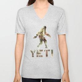Yeti Predator Camo Unisex V-Neck