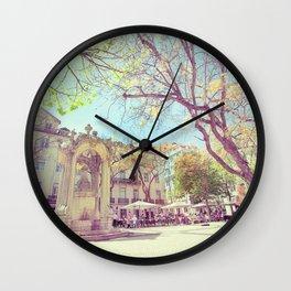 carmo Wall Clock