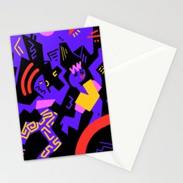 Crazydance Stationery Cards