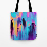 paradise Tote Bags featuring Paradise by Elisabeth Fredriksson