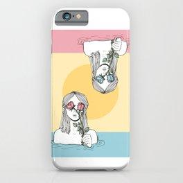 Blindsided iPhone Case