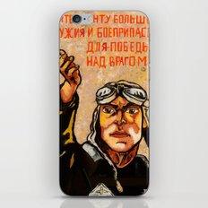 propaganda 1 iPhone & iPod Skin