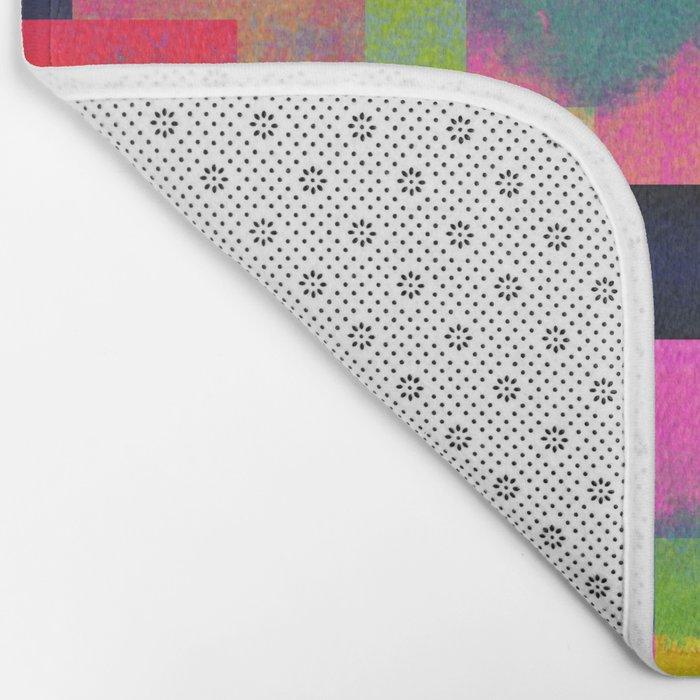 colour + pattern 4 Bath Mat