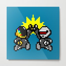 High5 Daft Bros. Metal Print