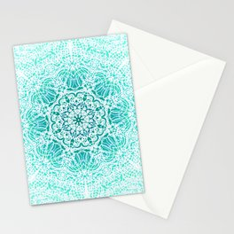 Mehndi Ethnic Style G344 Stationery Cards