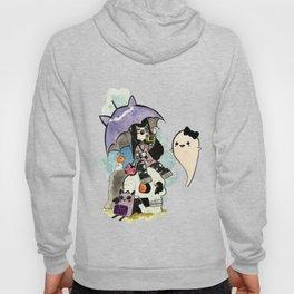 Cute Gothic Ghost Hoody