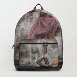 Freedom of art Backpack