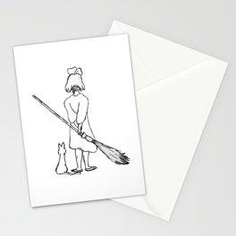Believe in Yourself (Kiki) - Sketch Stationery Cards