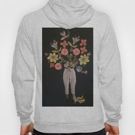 Also Flowers Growing In All The Wrong Places Hoody