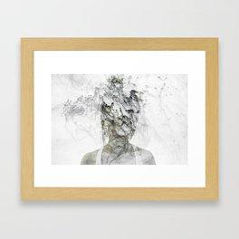 Silence1 Framed Art Print