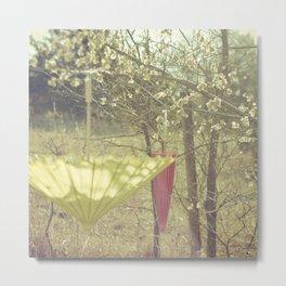 Pink Lemonade II Metal Print