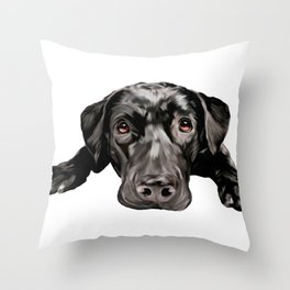 Waiting to Love Throw Pillow