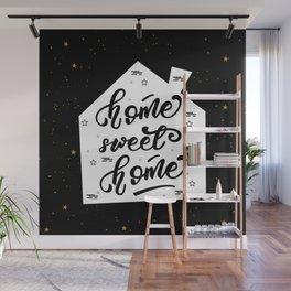 Home, sweet home Wall Mural