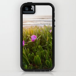 California Wildflowers in Half Moon Bay iPhone Case