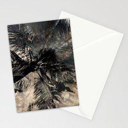 PALM TREE BLUSH Stationery Cards