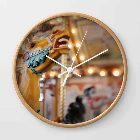 Marigold #2 Wall Clock