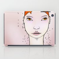 swim iPad Cases featuring Swim by IOSQ