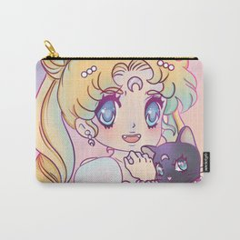 Monster Moon Carry-All Pouch