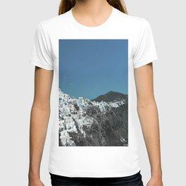 Santorini, Greece 4 T-shirt