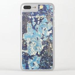 wall n° III Clear iPhone Case