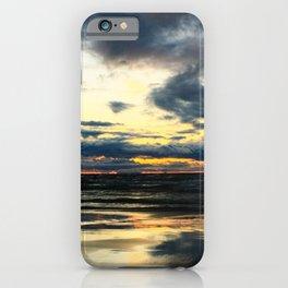 Sauble Beach Sunset Home Decor. iPhone Case