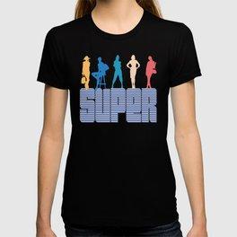 S.U.P.E.R - Style Unique Power Elite Rise Girls T-shirt