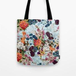Summer Botanical Garden VIII Tote Bag