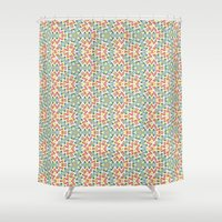 phoenix Shower Curtains featuring Phoenix by gretzky