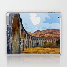 Glenfinnan - Scotland Laptop & iPad Skin