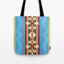 Navajo Pattern 2 Tote Bag