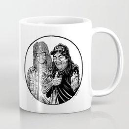 Brains World Coffee Mug