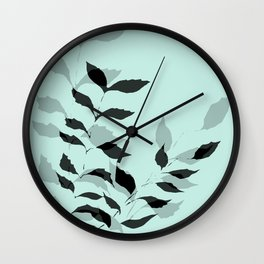 The Shadow of Your Smile Wall Clock