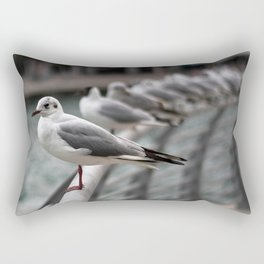 Seagull bird 4 Rectangular Pillow
