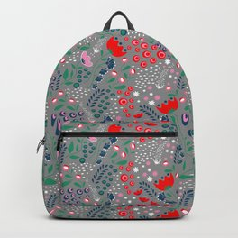 Earth Laughs in Flowers Backpack