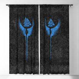 Vikings Valkyrie of Odin Blackout Curtain