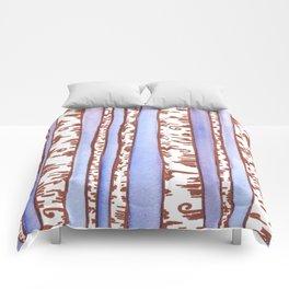 Birch Trees Comforters