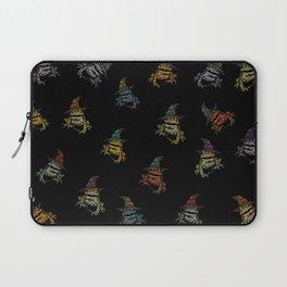 Magic Frogs Laptop Sleeve