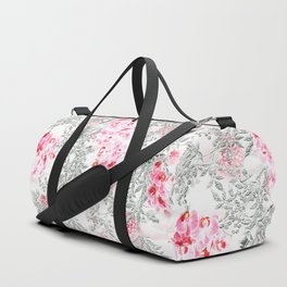 PINK ORCHIDS IN SPRING BLOOM Duffle Bag