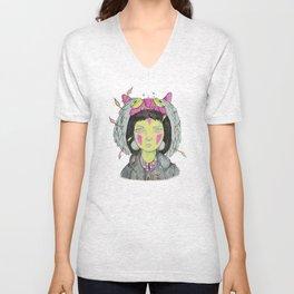 Princess Mononoke Unisex V-Neck